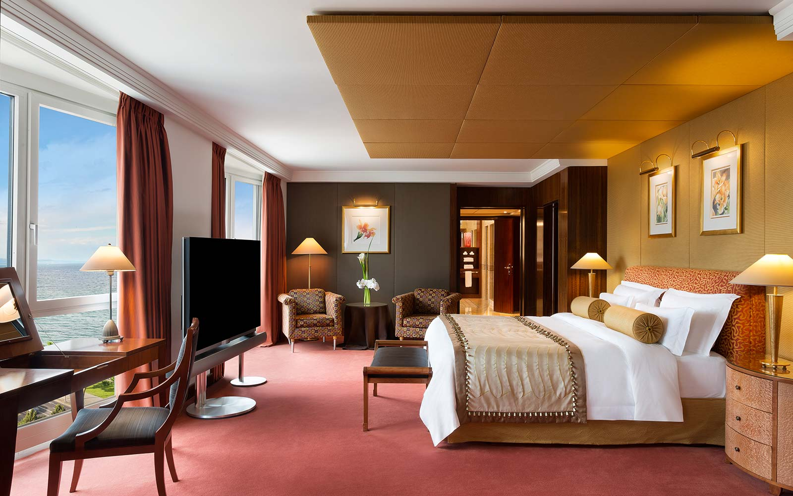 Five Tips For Renting A Hotel Suite