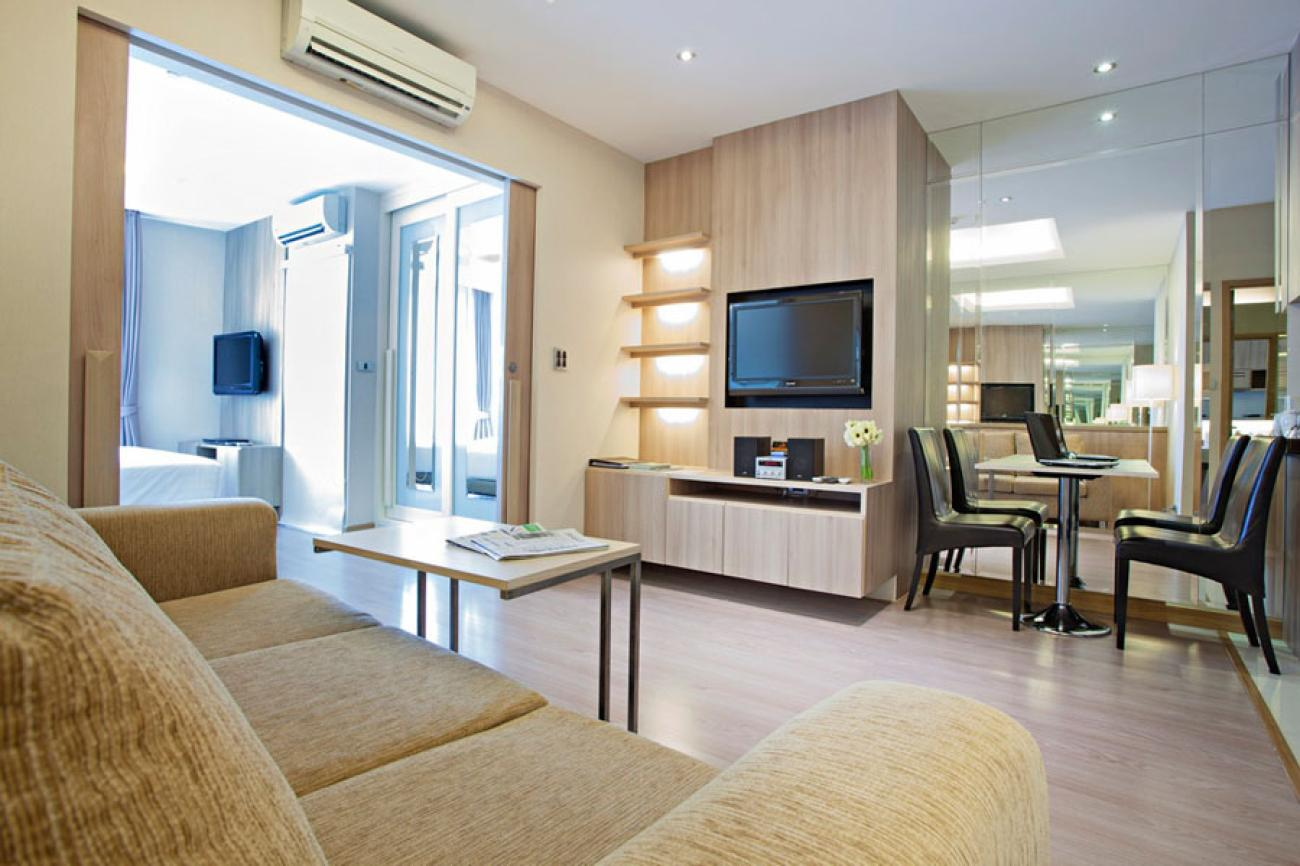Serviced Apartments Are Popular In Bangkok