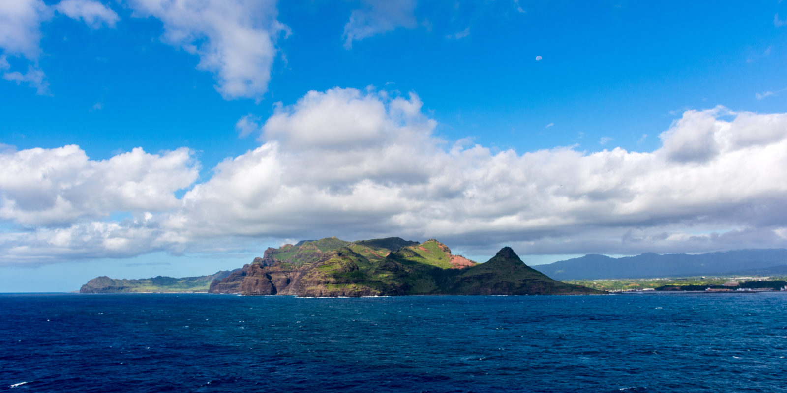The Forbidden Isle Of Niihau Island