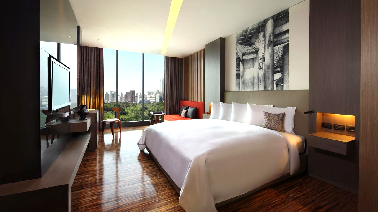 Finding A Stylish Hotel In Bangkok Doesn't Have To Be Hard